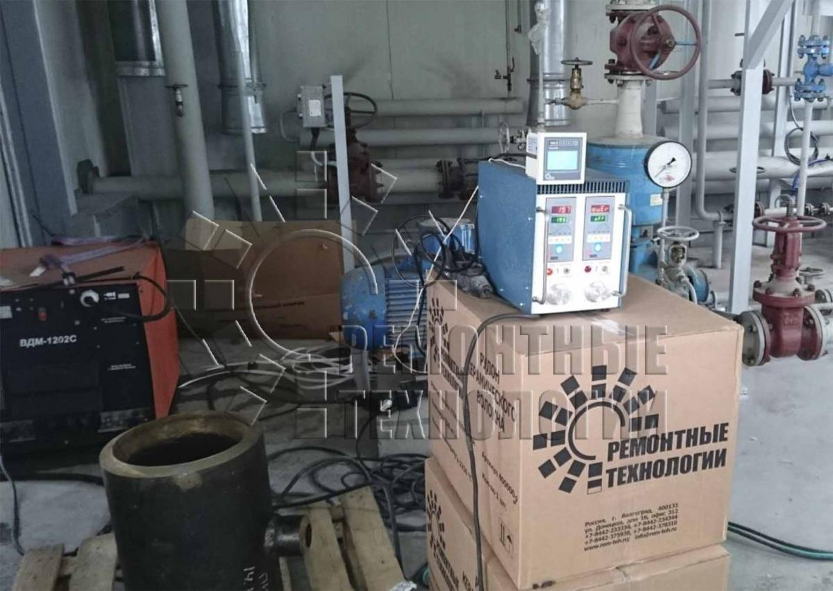 Heat treatment equipment Repair technology