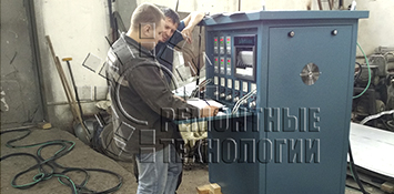 Термообработка сварных швов - Post-welded heat treatment equipment succesfully supplied to our customers
