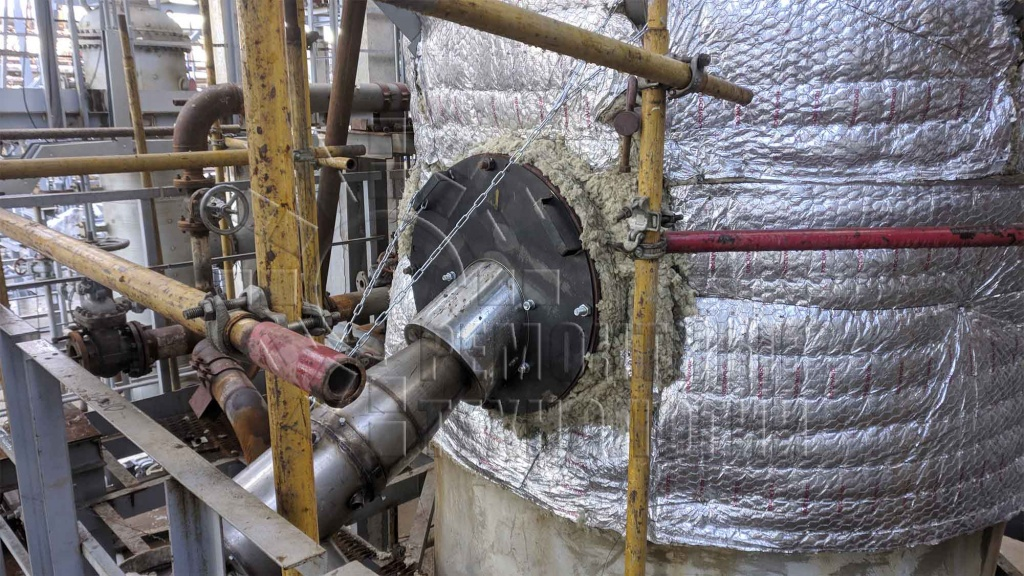 Out-of-furnace volumetric heat treatment