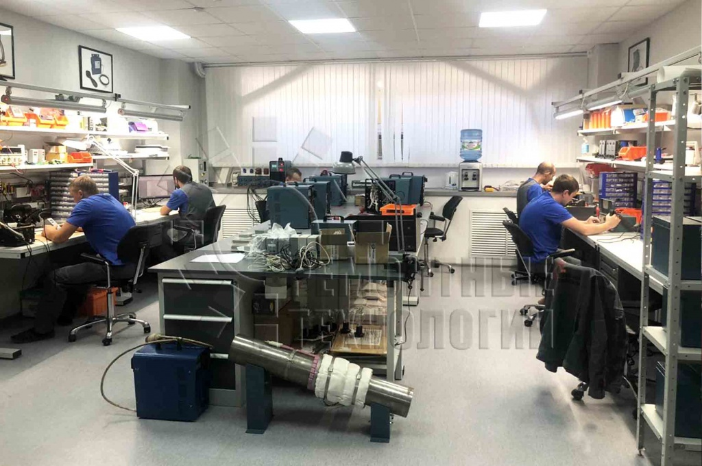 GC Repair technologies Ltd. Local heat treatment equipment production